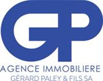 Logo Agence immobilière Gérard Paley & Fils SA