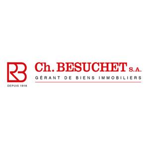 Logo BESUCHET Charles SA