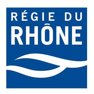 Logo RÉGIE DU RHÔNE SA