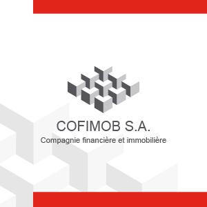 Logo COFIMOB compagnie financière et immobilière SA